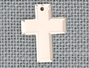 MH12053 - Traditional Cross Crystal