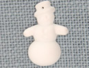 MH12060 - Frosted Snowman Matte Crystal