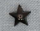 MH12129 - Larged Domed Star Black Onyx