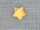 MH12167 - Medium Star Matte Light Topaz