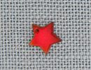 MH12168 - Medium Star Matte Siam
