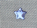 MH12173 - Small Flat Star Royal Blue