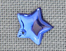 MH12176 - Large Flat Star Royal Blue