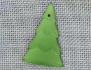 MH12179 - Large Christmas Tree Matte Tourmaline