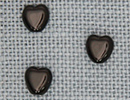 MH12245 - Small Channeled Heart Jet