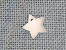 MH12291 - Medium Star Matte Crystal