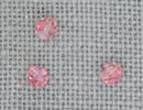 MH13021 - Round Bead Light Rose