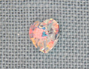 MH13036 - Small Heart Crystal