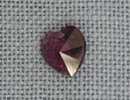 MH13037 - Small Heart Amethyst