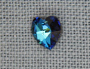 MH13041 - Small Heart Bermuda Blue