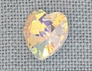 MH13045 - Medium Heart Crystal