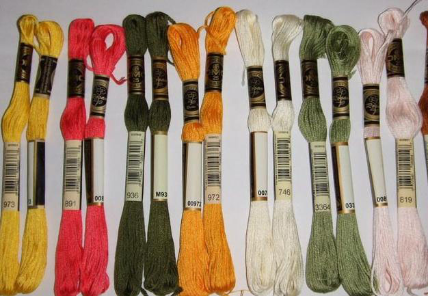 Rosace Threads Rosace Brand Cross Stitch Threads Buy Rosace
